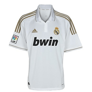 new product 3d402 5b035 Real Madrid 2011/12 kits revealed! | Sportslens
