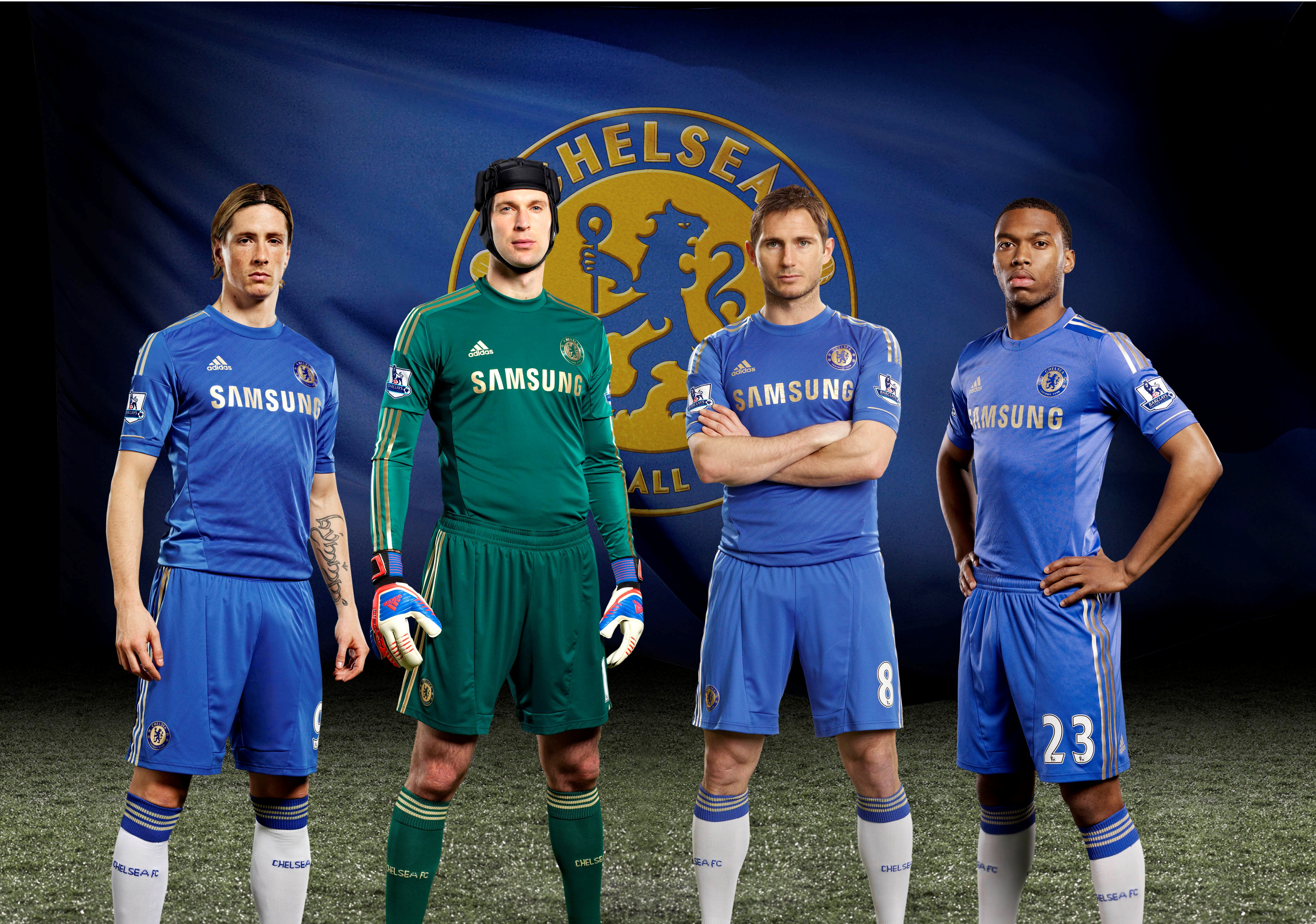 d1ed04a8433 The New 2012/2013 Chelsea Home Shirt | Sportslens