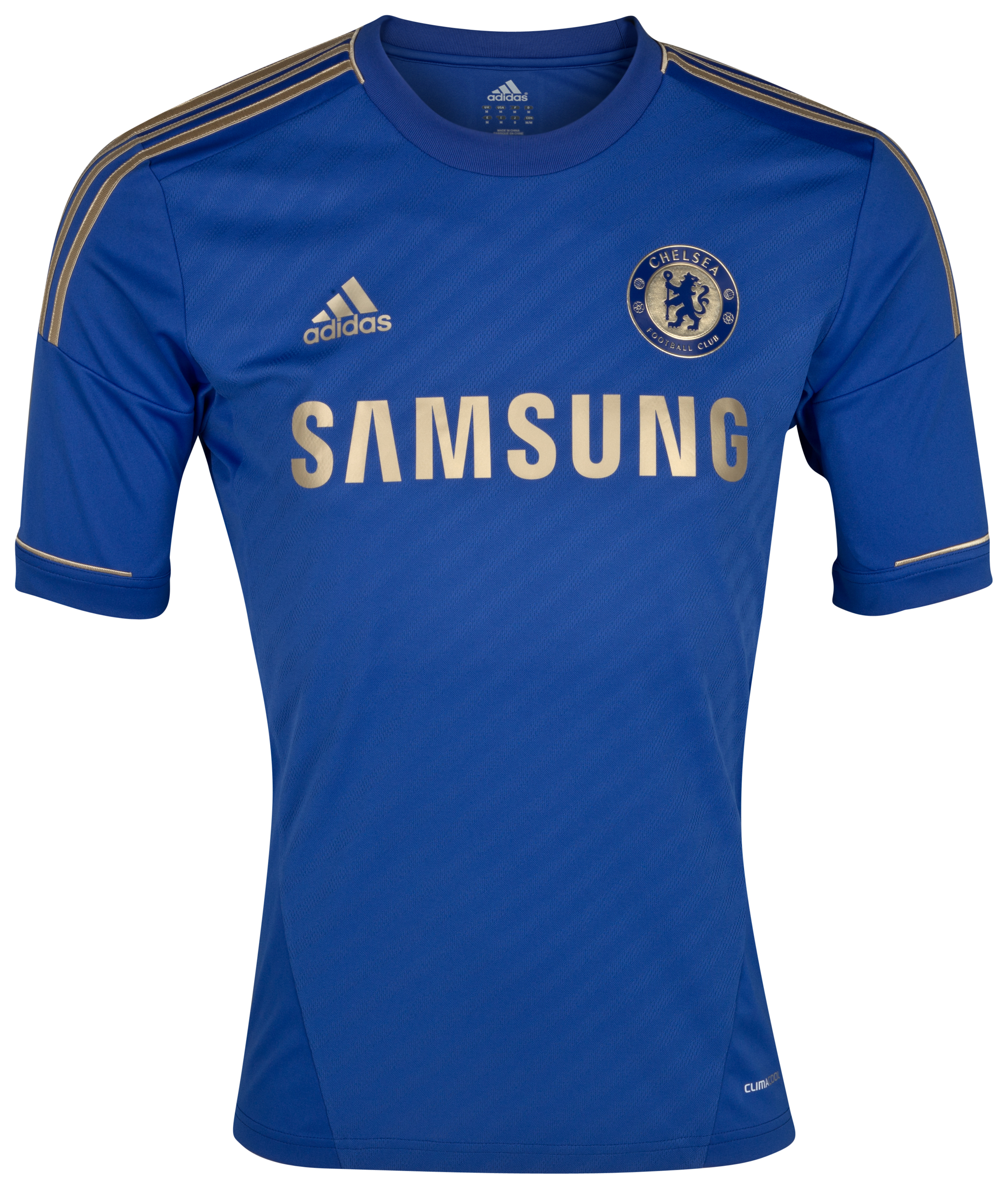 more photos 8731a 1ad92 The New 2012/2013 Chelsea Home Shirt | Sportslens
