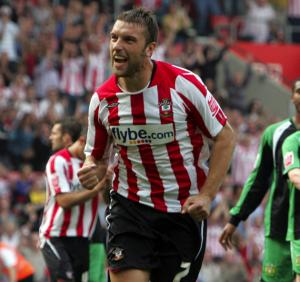 Rickie Lambert's goals have been instrumental in Southampton's promotion bid
