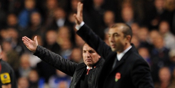 Rodgers and Di Matteo