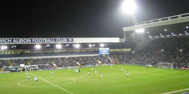 WBA, The Hawthorns