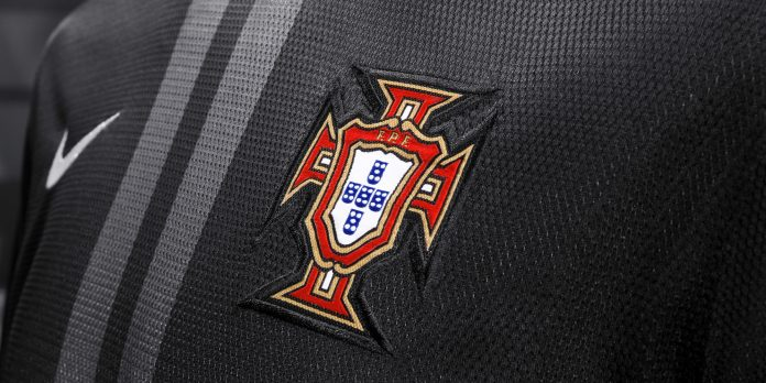 portugal 2013 away kit