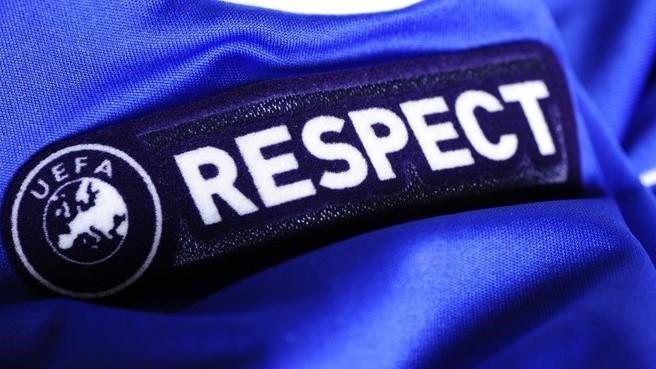 Uefa Respect campaign