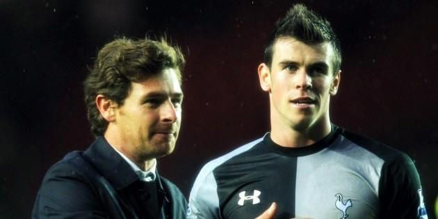 AVB, Gareth Bale