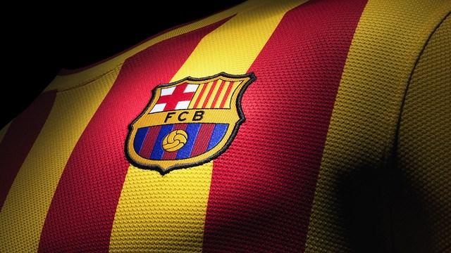 2013-14 barcelona kits