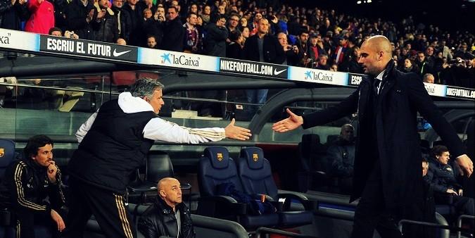 Mourinho & Pep