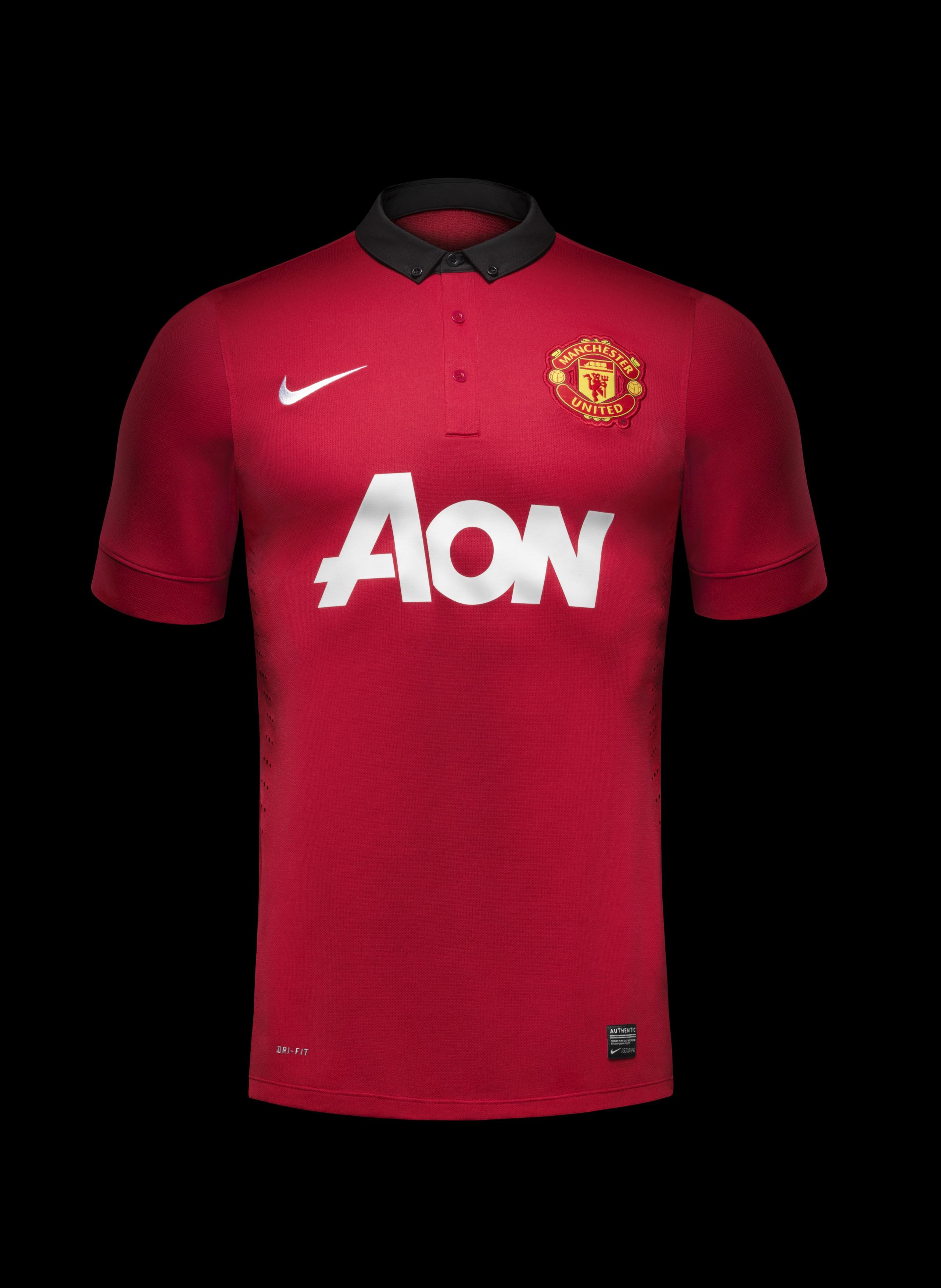Manchester United 2013-14 home kit - Shirt
