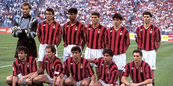 AC Milan - 1991-93