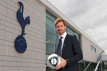 AVB is determined to build on his successful start as Spurs' boss
