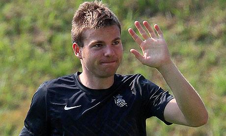 Liverpool Transfer: Illarramendi on his way to Anfield?
