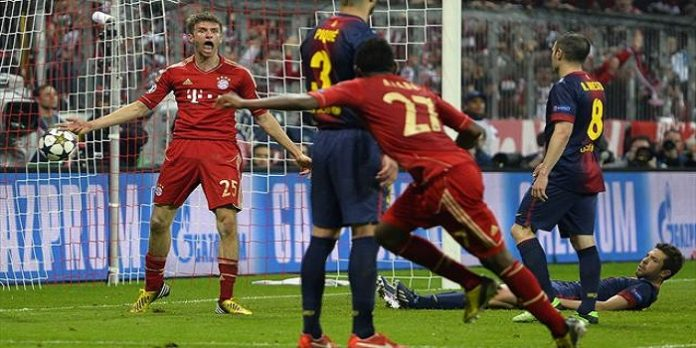 Bayern Munich exposed many of Barcelona's problems