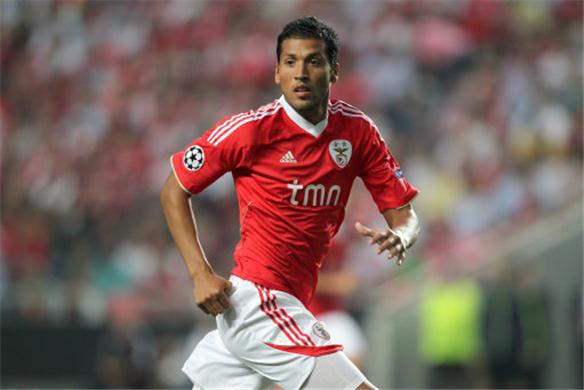 Benficas-Jorge-Jesus-and-Ezequiel-Garay-not-taking-Otelul-Galati-lightly-Primeira-Liga-News-100385