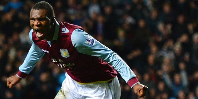 Spurs target Christian Benteke has handed in an official transfer request