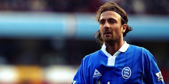 Soccer - FA Barclaycard Premiership - Aston Villa v Birmingham City