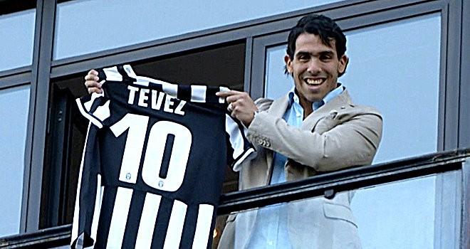 Tevez-Juventus