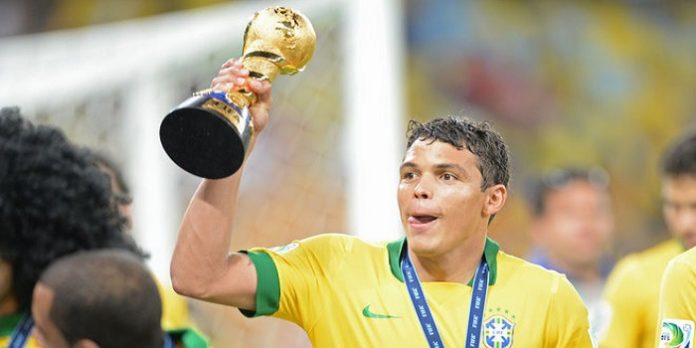 Thiago Silva would undoubtedly improve the quality of Barcelona's backline