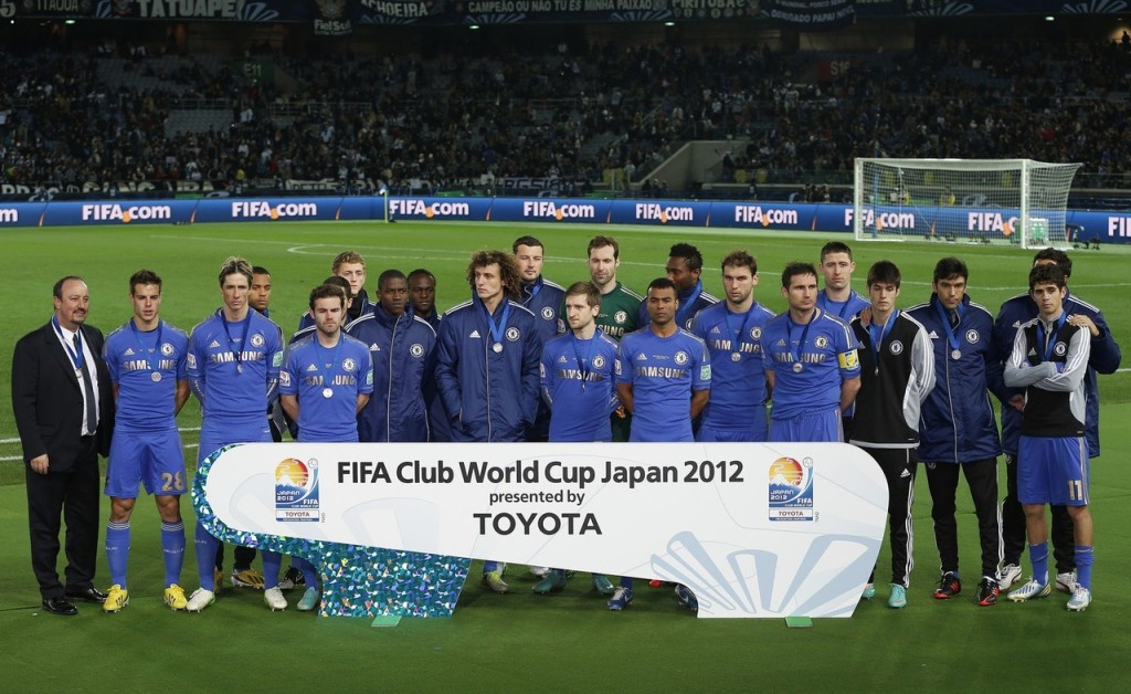 Japan Soccer Club World Cup