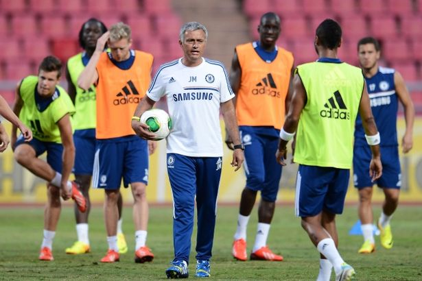 Chelsea-FC-Training-Session-2057453