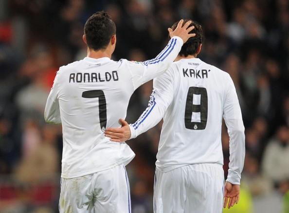 Cristiano+Ronaldo+Kaka+Real+Madrid+v+Villarreal+bMTqmwjqgBpl