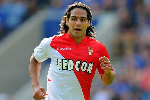 Radamel Falcao is one a long list of strikers Arsenal have missed out on