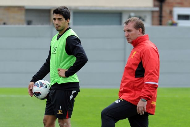 Liverpool FC Training Session-1231641