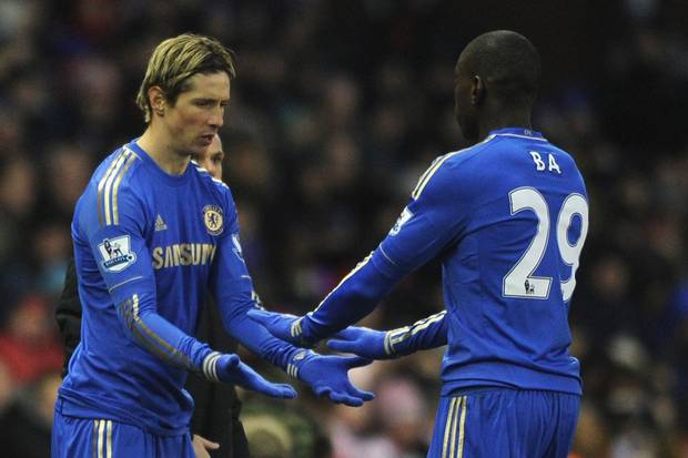 Fernando Torres and Demba Ba may not be the answer for Chelsea's forward problem.