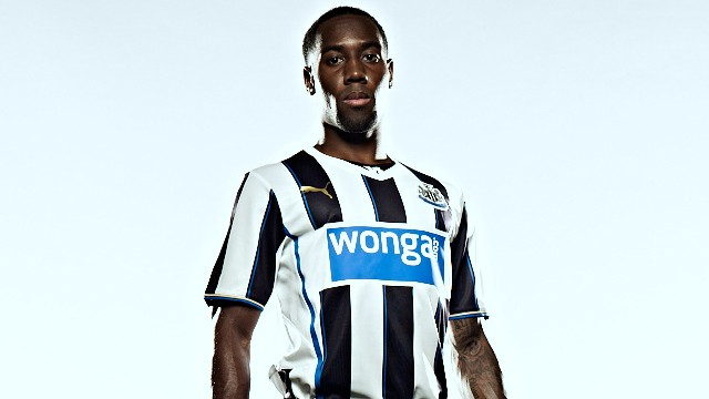 Newcastle United Home Kit 2013-14