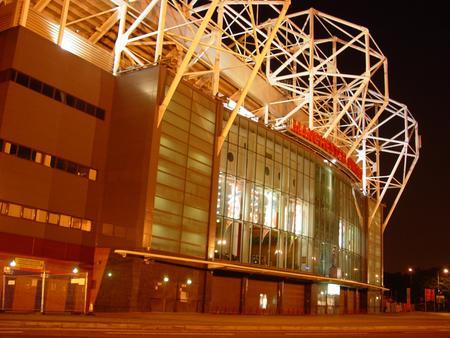 Old-Trafford-at-Night