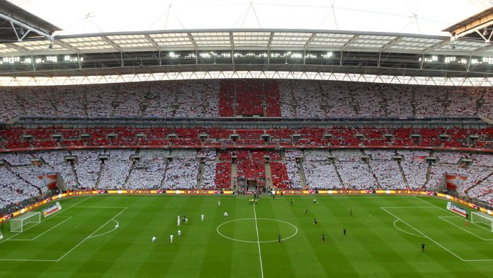 Thestadium_EnglandFans