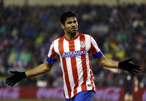 Surprise Package: Diego Costa Is Joint Top-scorer In La Liga This ...