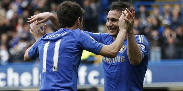 Lampard and Oscar