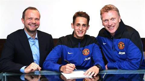 Manchester United transfer: Tipped to be the golden boy at Old Trafford, Januzaj is out of favour now
