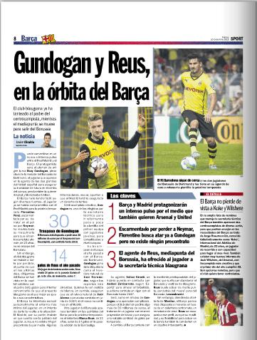 gundogan & Reus