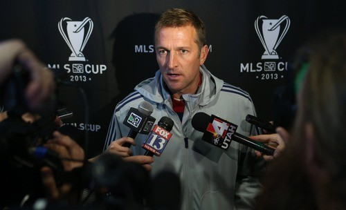 MLS: MLS Cup-Media Day