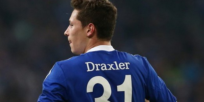 Manchester United were keen to sign Julian Draxler