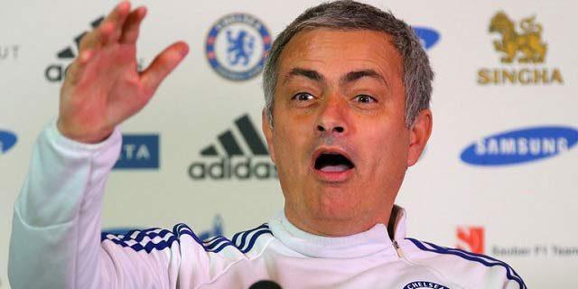 Chelsea-vs-Manchester-United-2014-Jose-Mourinho
