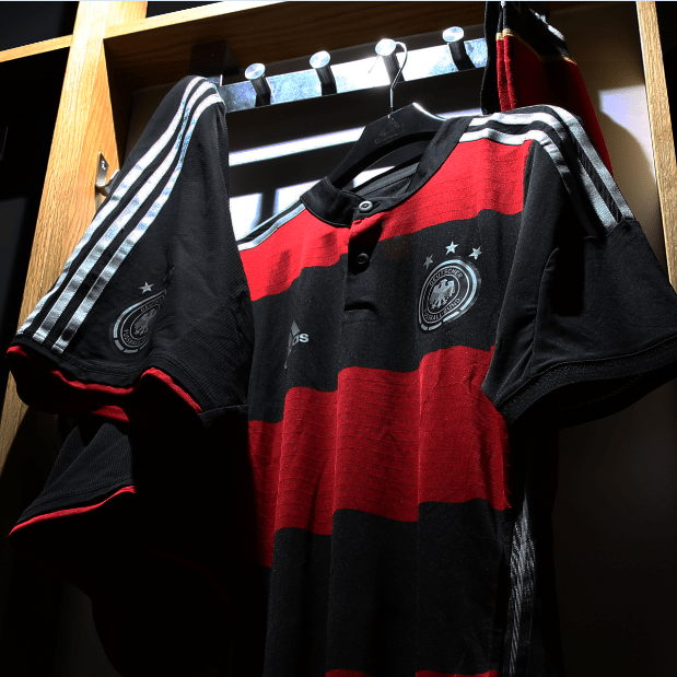 Germany Away Kit 6