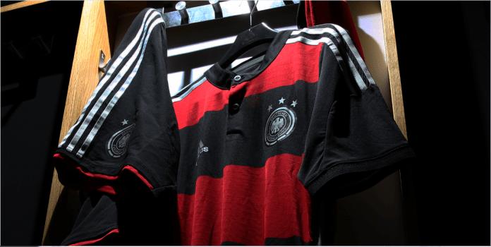 Germany Away Kit