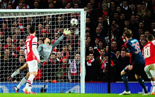 Kroos v Arsenal