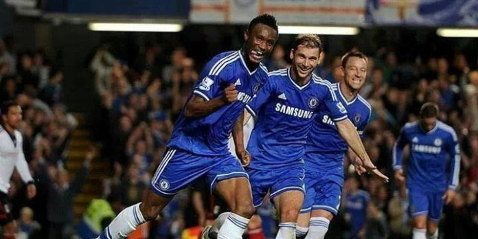 Mikel-Obi-celebrates-Chelseas-first-goal