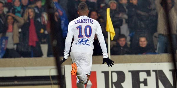 Manchester United Transfer: Lacazette has been courted by United, Liverpool and Arsenal this summer.