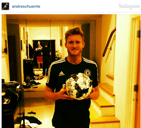 Andre Schurrle