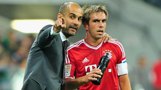 pep and lahm