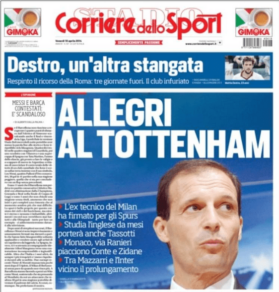 allegri-to-tottenham