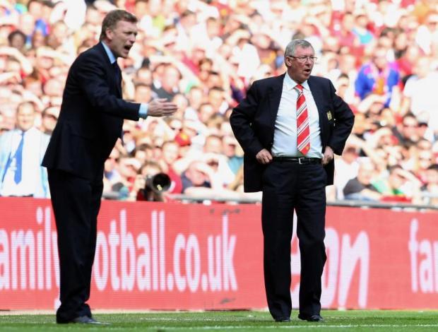David Moyes failed to escape the Shadow of his compatriot and predecessor Sir Alex Ferguson