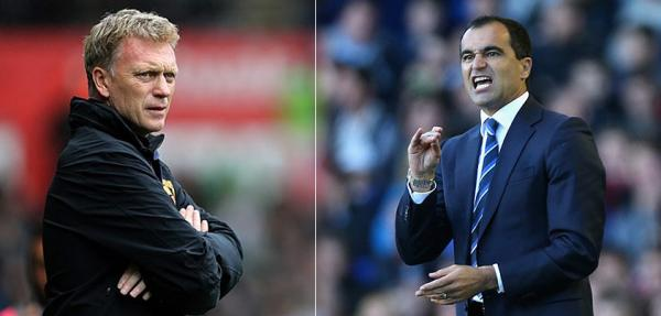 Moyes vs Martinez