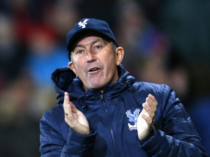 Tony Pulis has a incredible record with Palace
