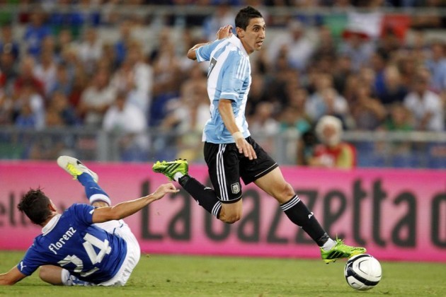 Di Maria shone for Real Madrid