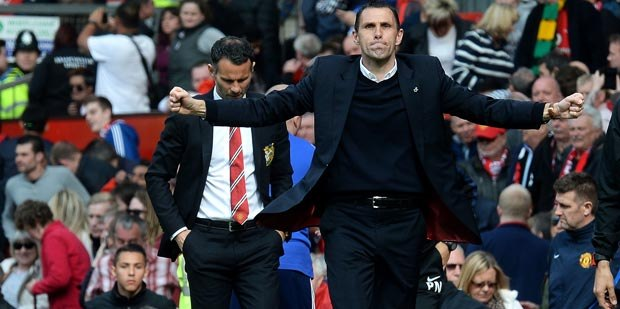 Gus-Poyet-Sunderland-1-0-win-with-Manchester-United